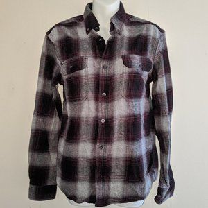 George Flannel Shirt Size S